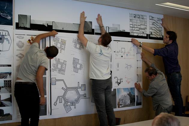 ecole nationale sup rieure d 39 architecture de paris la villette bienvenue sur le site de l 39 ensaplv. Black Bedroom Furniture Sets. Home Design Ideas